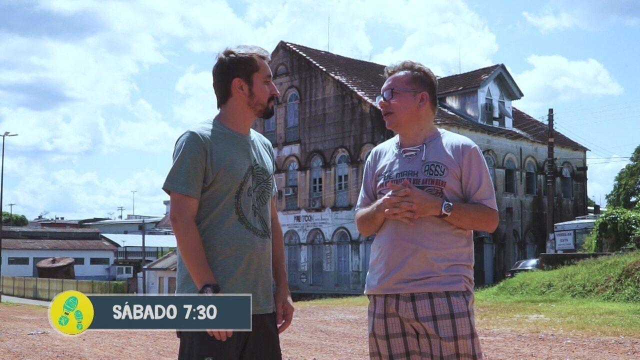 Partiu de sábado (04) é em Itacoatiara, no Amazonas