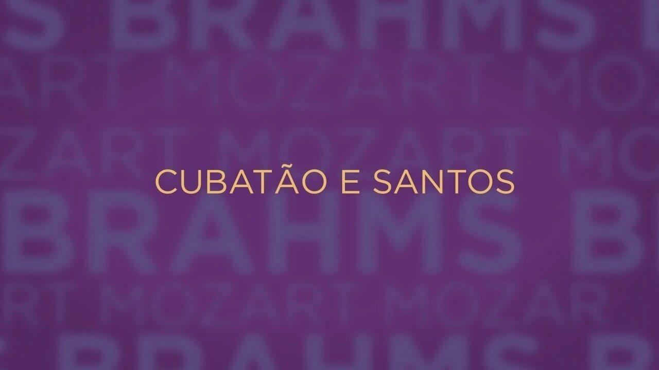 Concerto Tribuna - Santos e Cubatão
