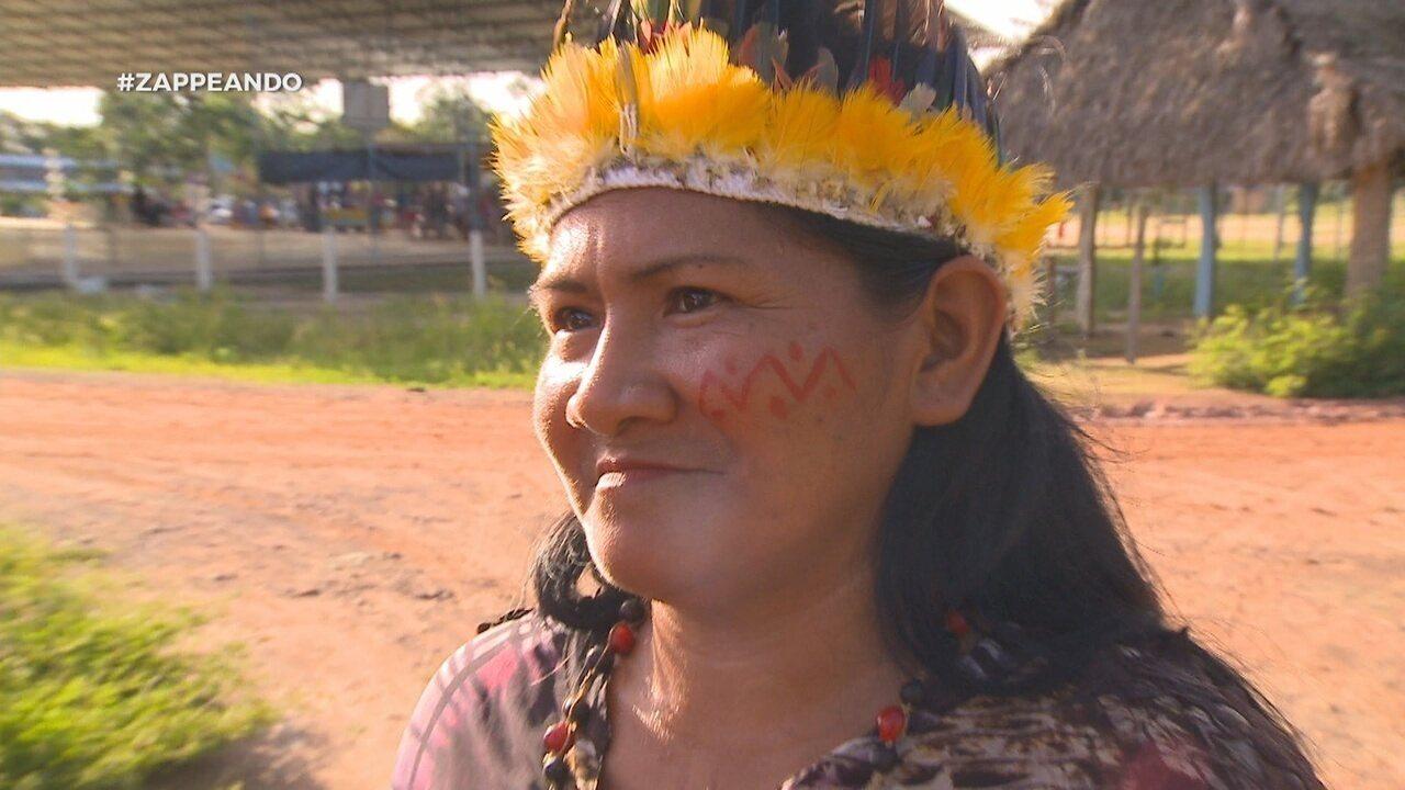 Parte 3: Dupla ainda conversou com duas tribos indígenas de RR
