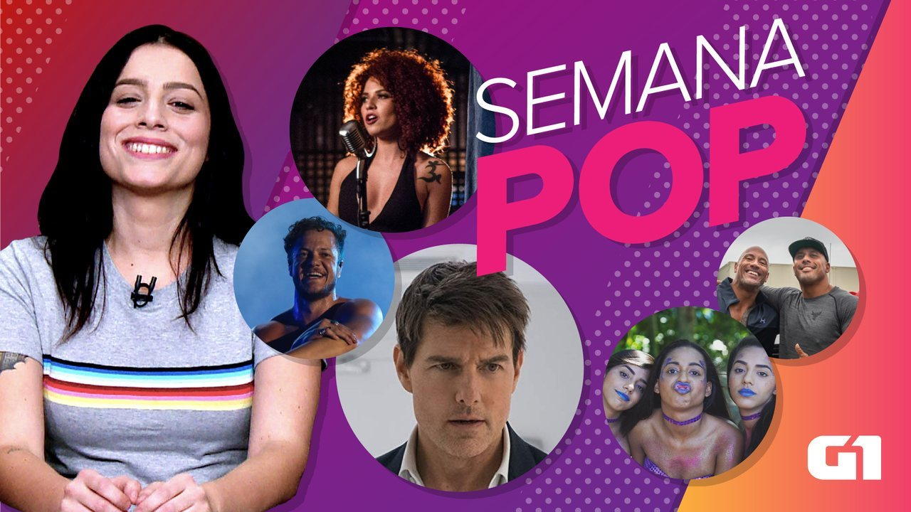 Semana Pop: G1 destaca os grandes acontecimentos do mundo dos famosos