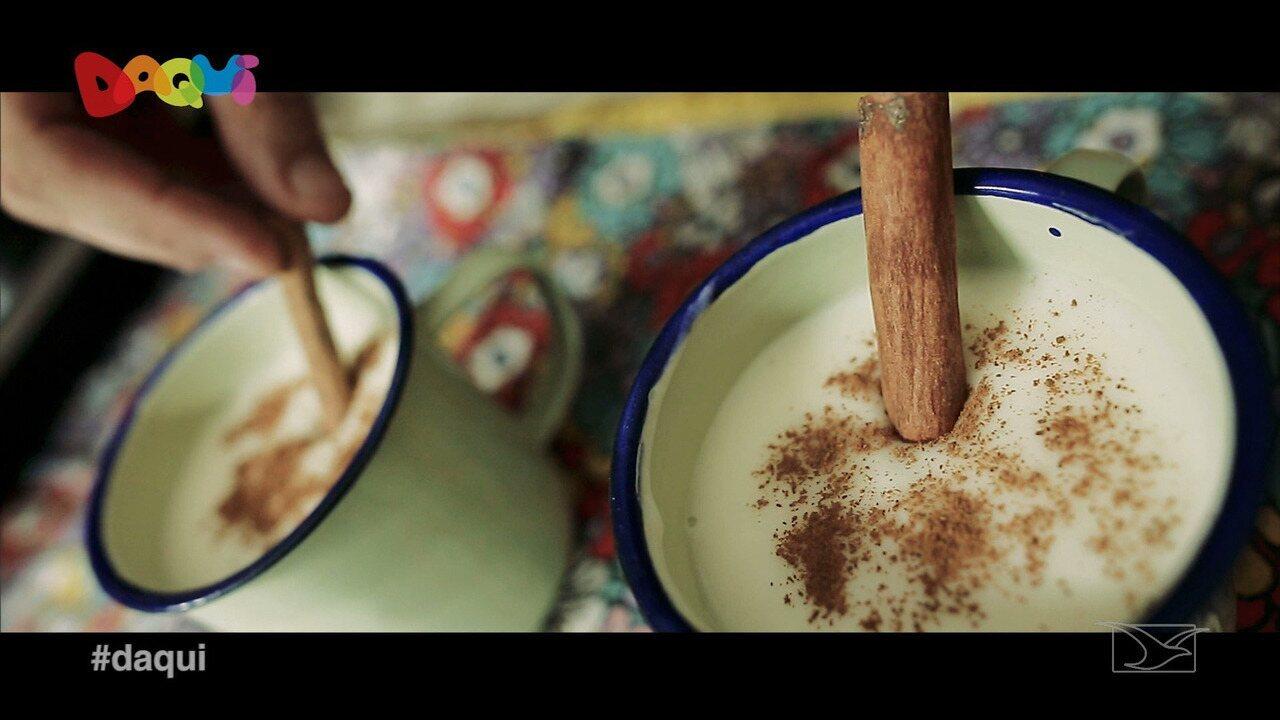 Daqui ensina a fazer delicioso mingau de milho