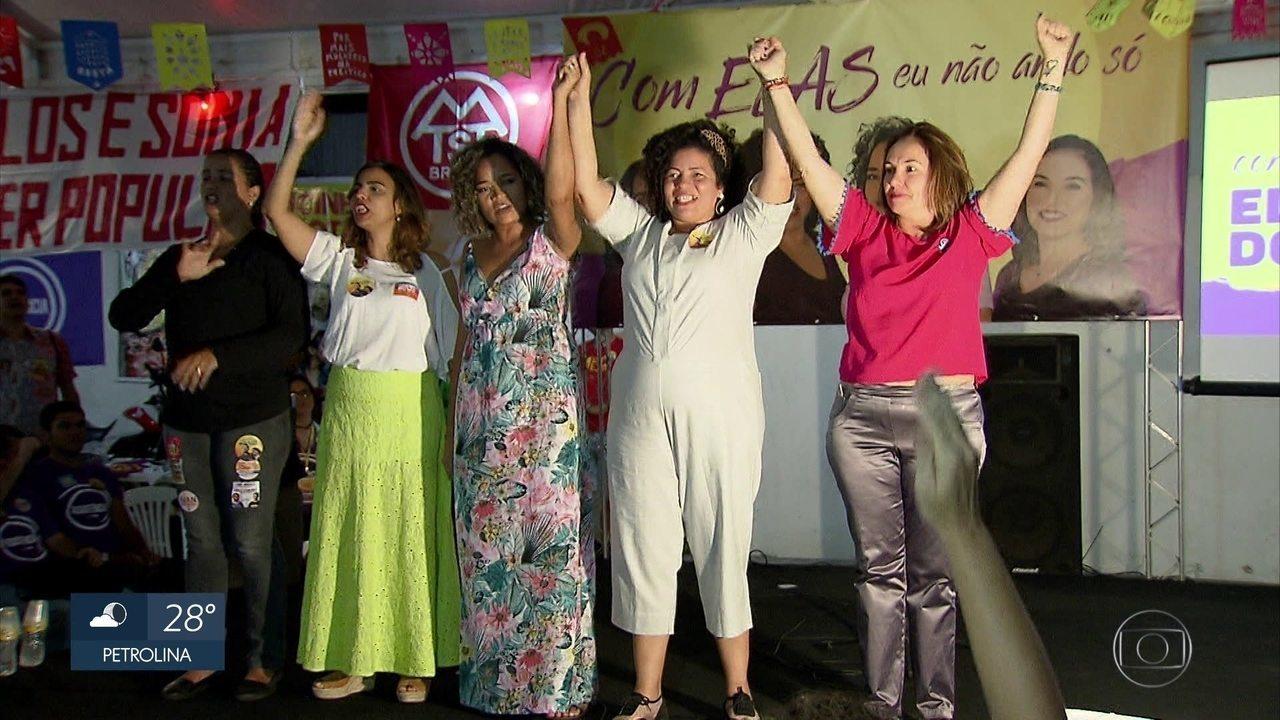 PSOL lança candidatura de Dani Portela ao governo