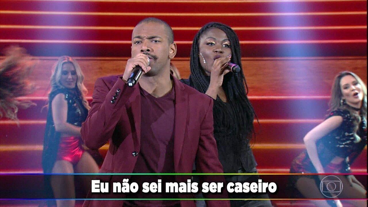 Nego do Borel canta 'Esqueci Como Namora'