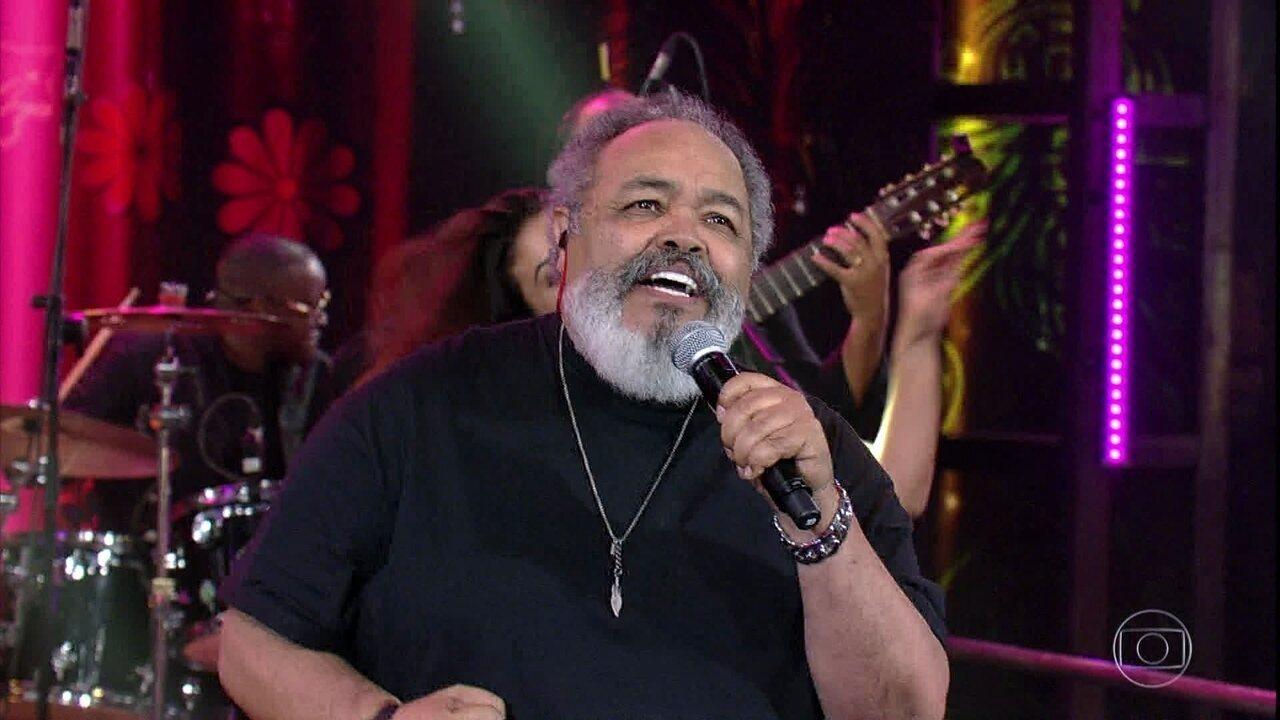 Jorge Aragão canta 'Eu e Você Sempre'