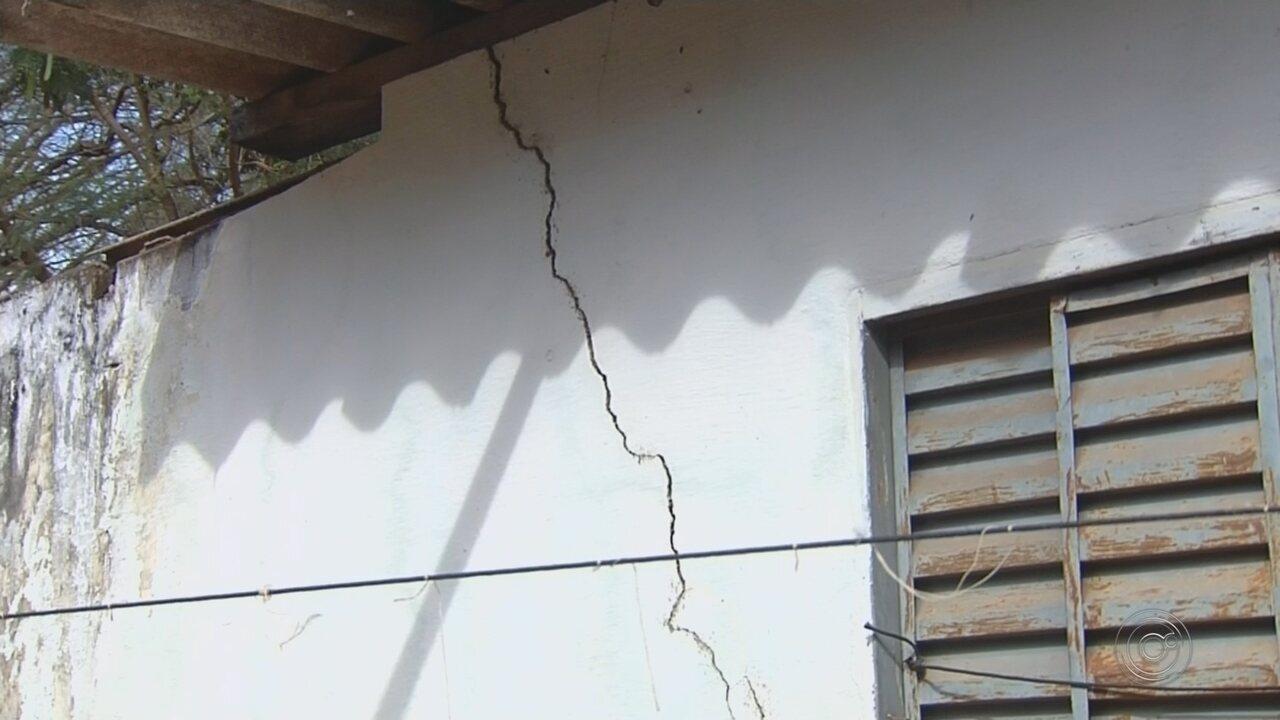 Obra para aprofundar hidrovia causa explosões e assusta moradores em Buritama