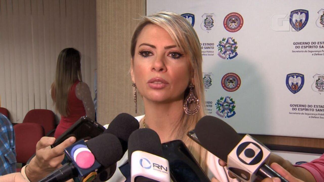 Delegada do ES diz mais mulheres estão denunciando casos de violência doméstica