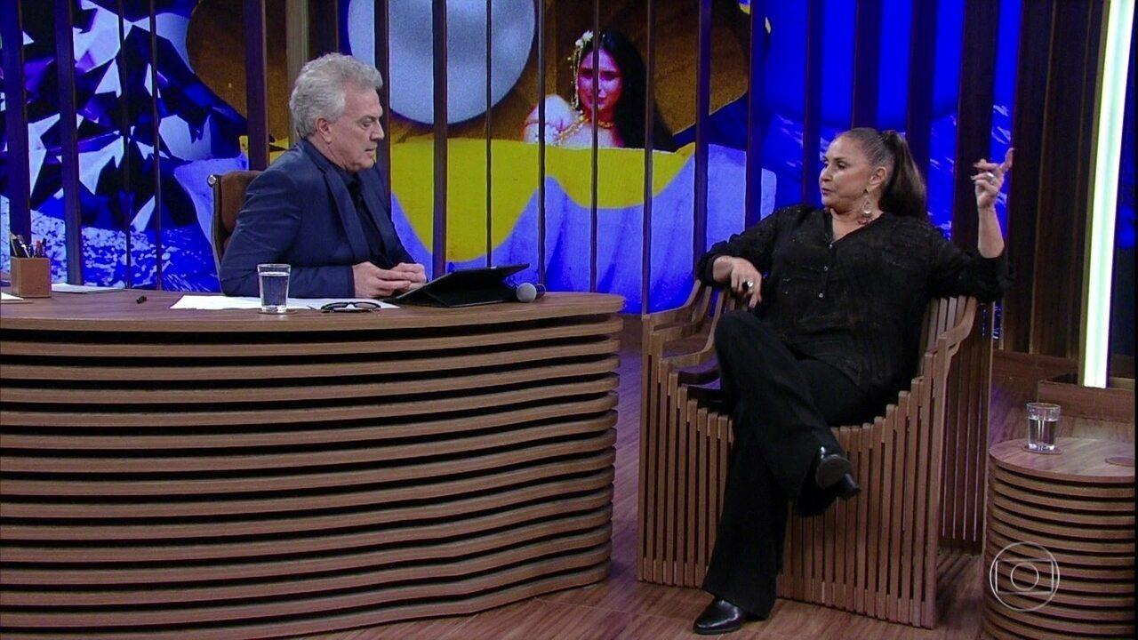 Fafá de Belém fala de sua carreira em Portugal