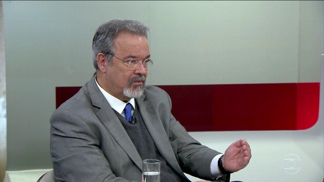 Ministro diz que morte de Marielle teve envolvimento de agentes do estado