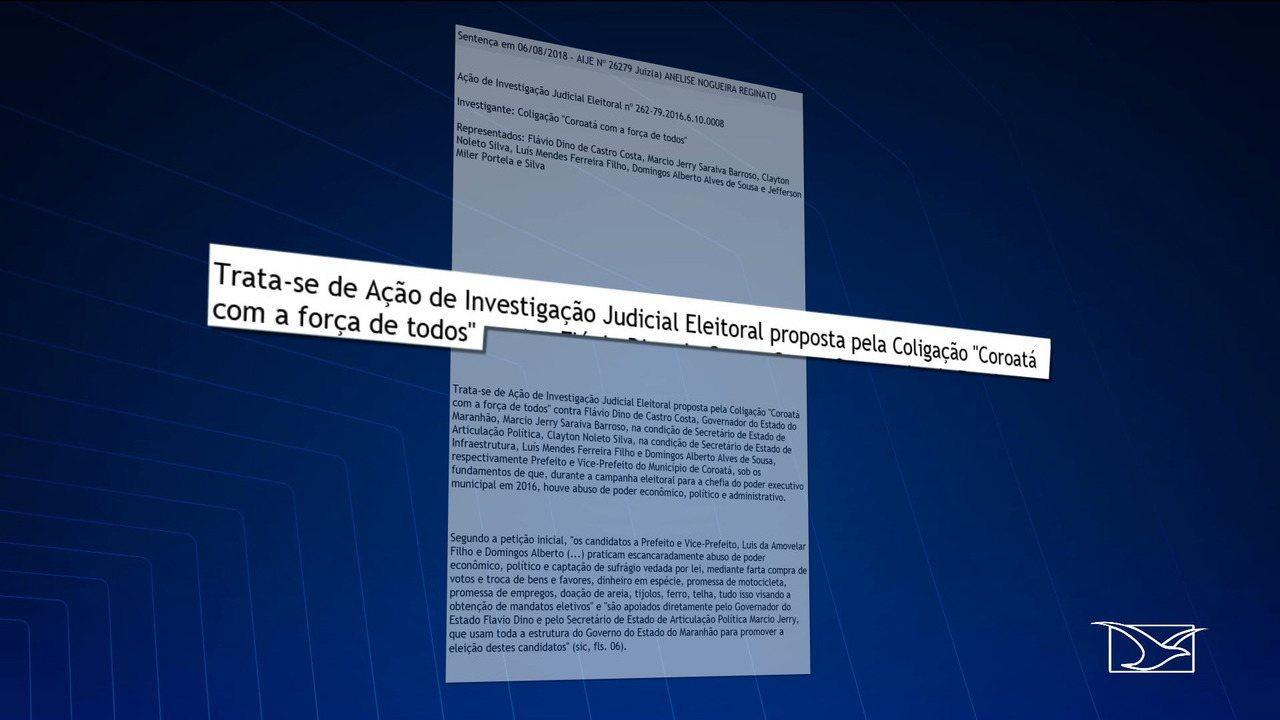 Justiça Eleitoral decreta inelegibilidade de Flávio Dino; cabe recurso da decisão