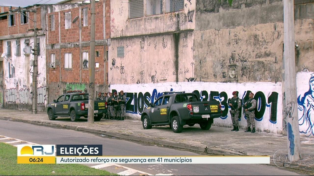 TRE autoriza atuação das Forças Armadas Federais em 41 municípios nas eleições
