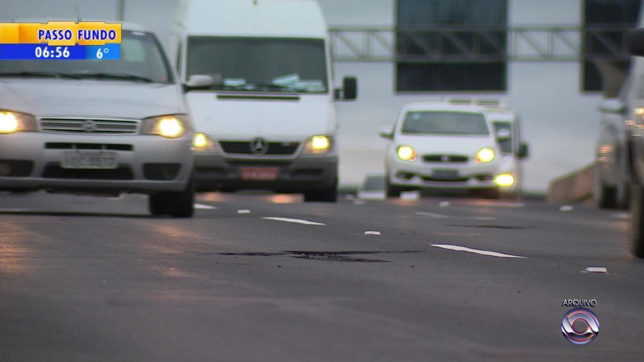 Material usado na pavimentação da freeway é de má qualidade, diz ANTT