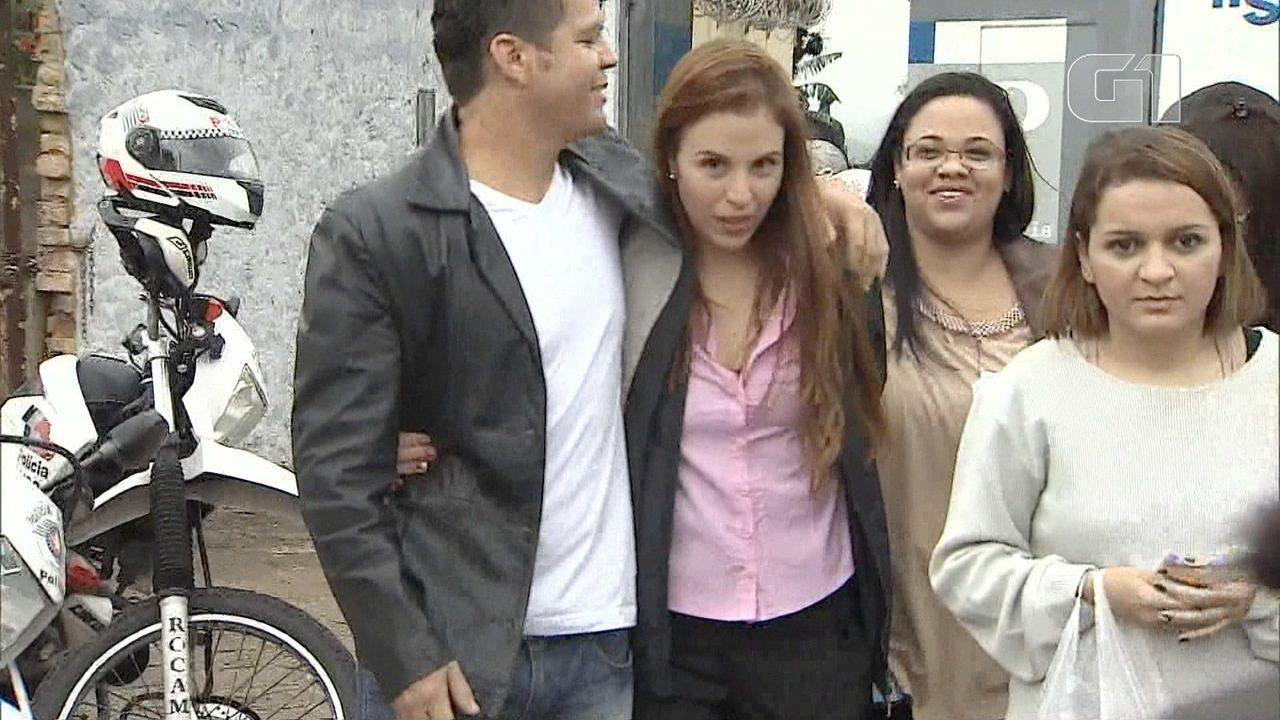 Suzane von Richthofen deixa presídio na saída temporária do Dia dos Pais