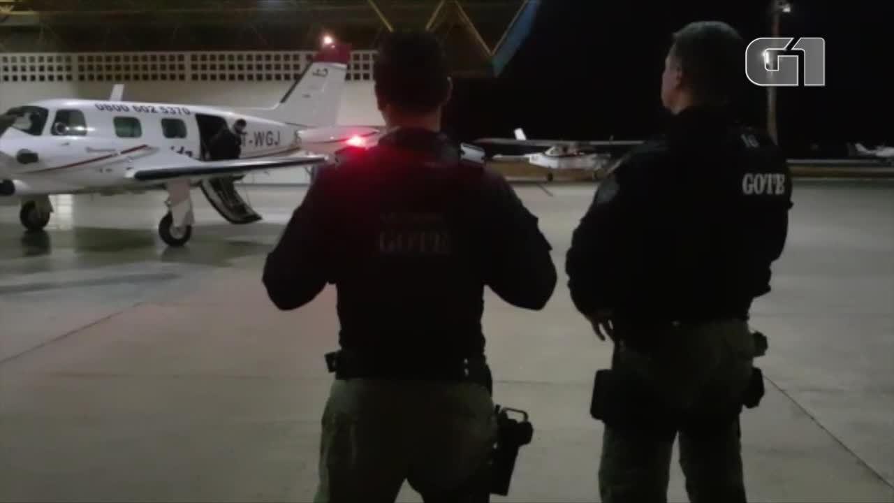 Vereador investigado em operação chega a Palmas após ser detido no Rio de Janeiro