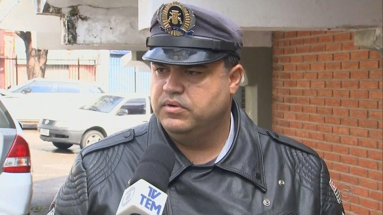 Polícia prende ladrões com caminhão roubado carregado com eletroeletrônicos em Itu