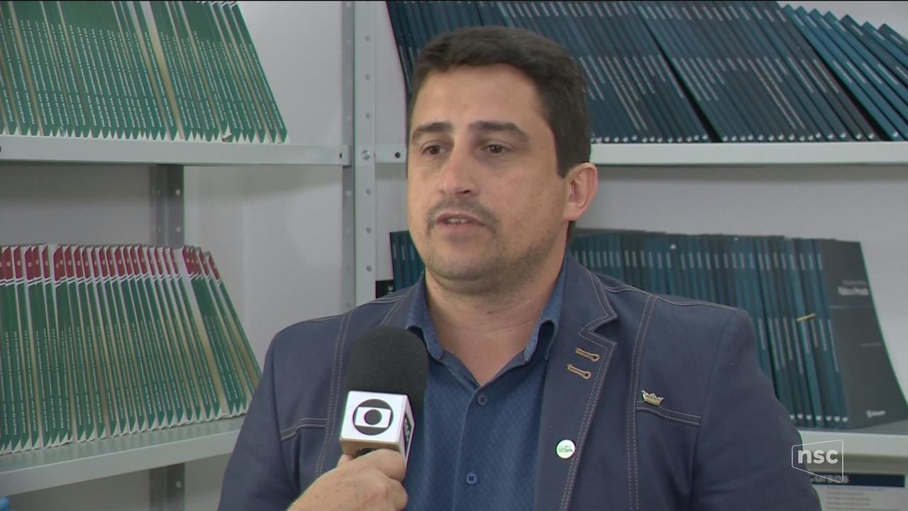Patriota define candidatura de Jessé Pereira ao governo de SC