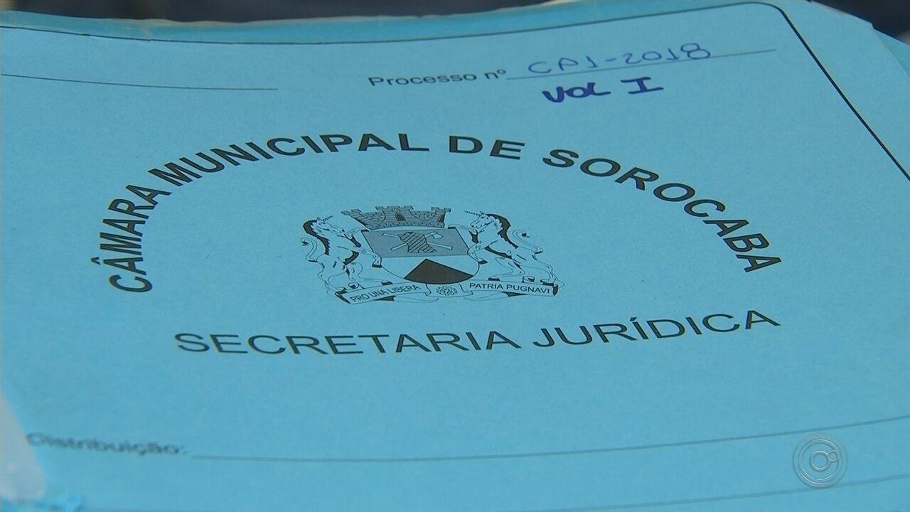 Vereadores que integram CPI da Merenda em Sorocaba concluem relatório final
