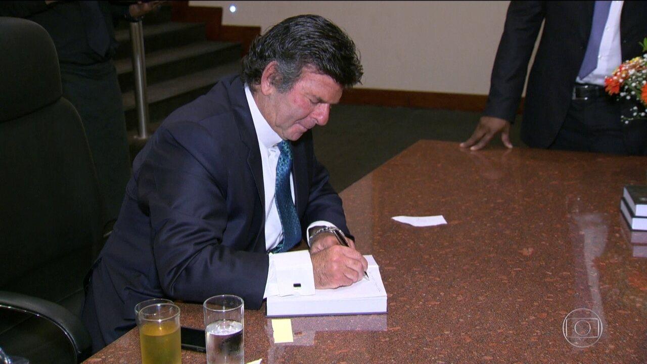 Fux é homenageado em coletânea sobre Novo Código de Processo Civil Brasileiro