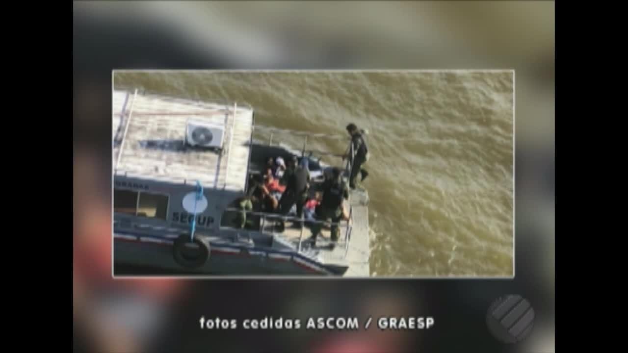 Assaltantes fazem passageiros e tripulação reféns dentro de barco na Pará