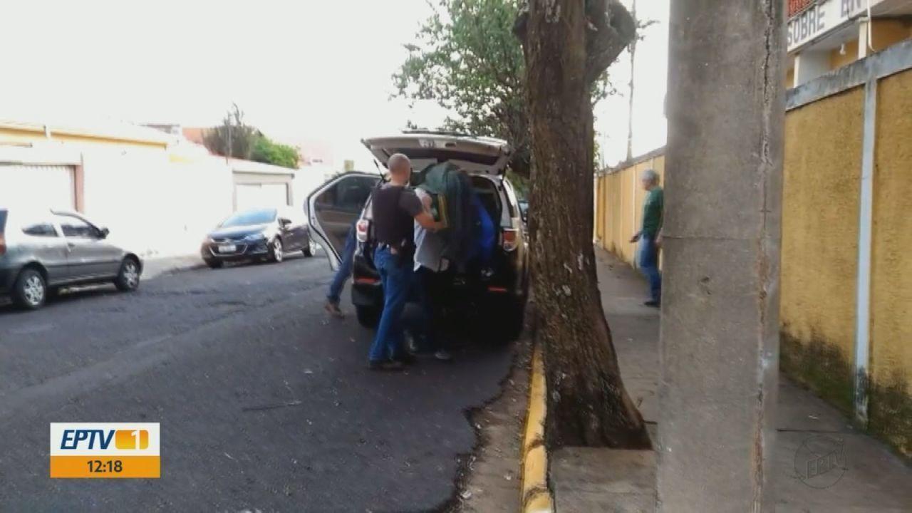 Professor da UNESP de Araraquara é preso em flagrante por tráfico de drogas