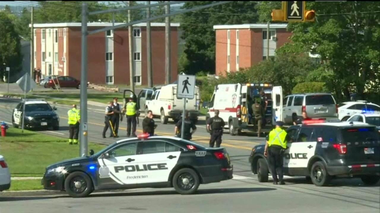 Ataque a tiros deixa 4 mortos no Canadá