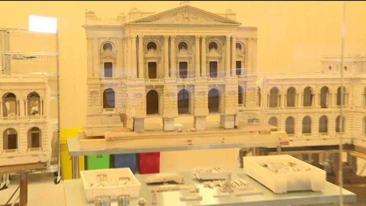 Exposição reúne mais de 100 peças no Palácio dos Bandeirantes, em SP