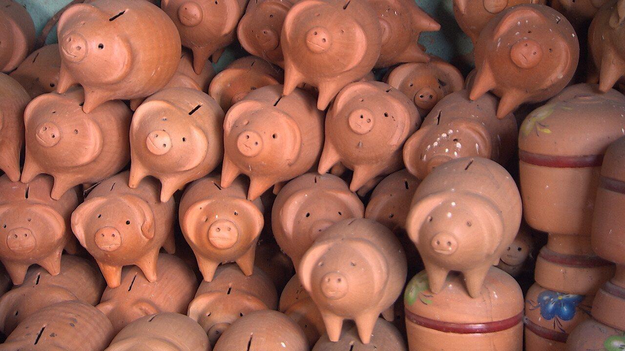 Você tem porquinho? A economista Tatiana Gargur dá dicas do que fazer com o montante