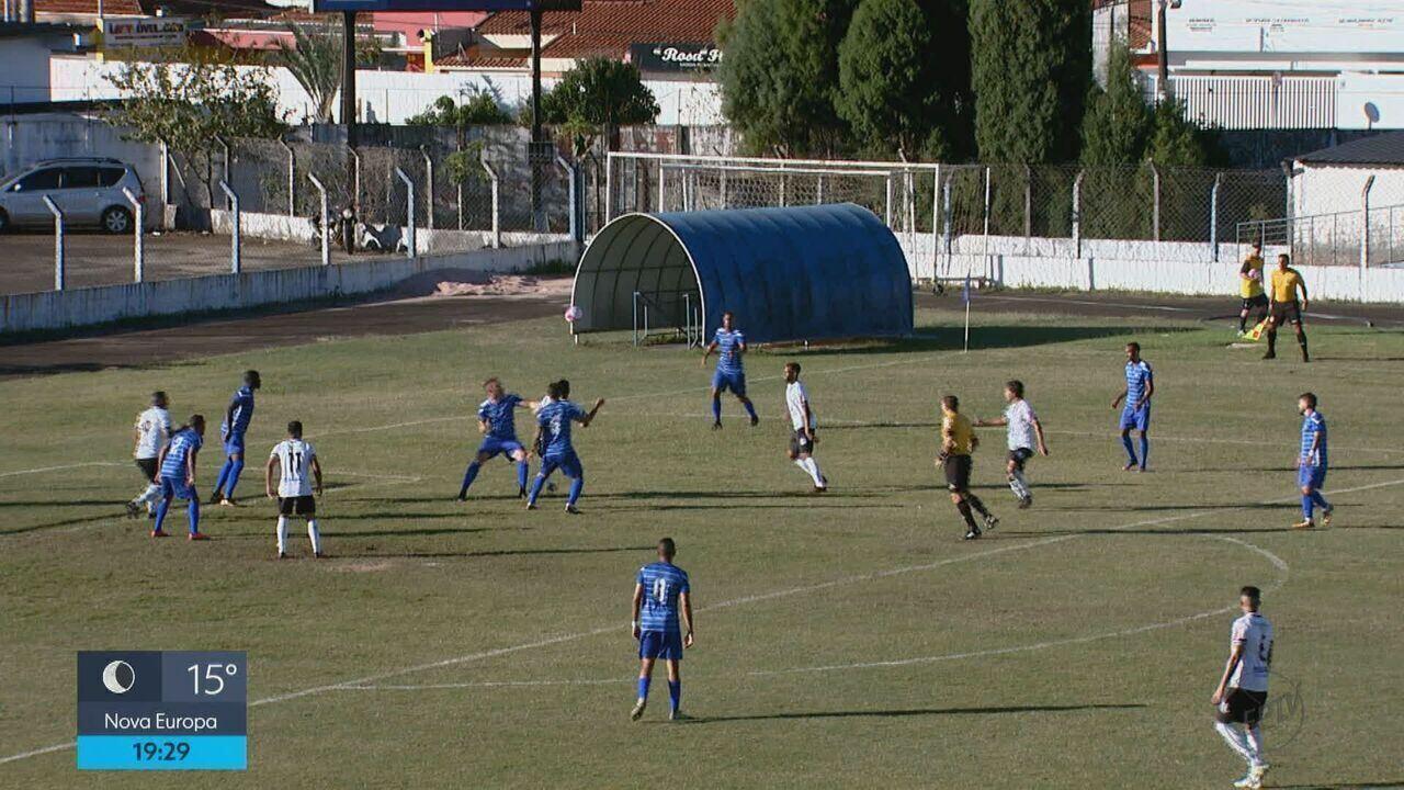 Veja os gols da partida entre Rio Claro e Inter