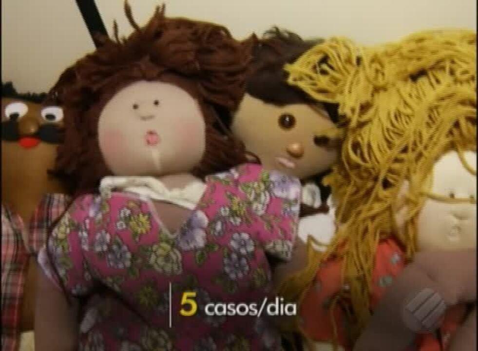 A cada quatro horas uma criança ou adolescente sofre abuso sexual no Pará