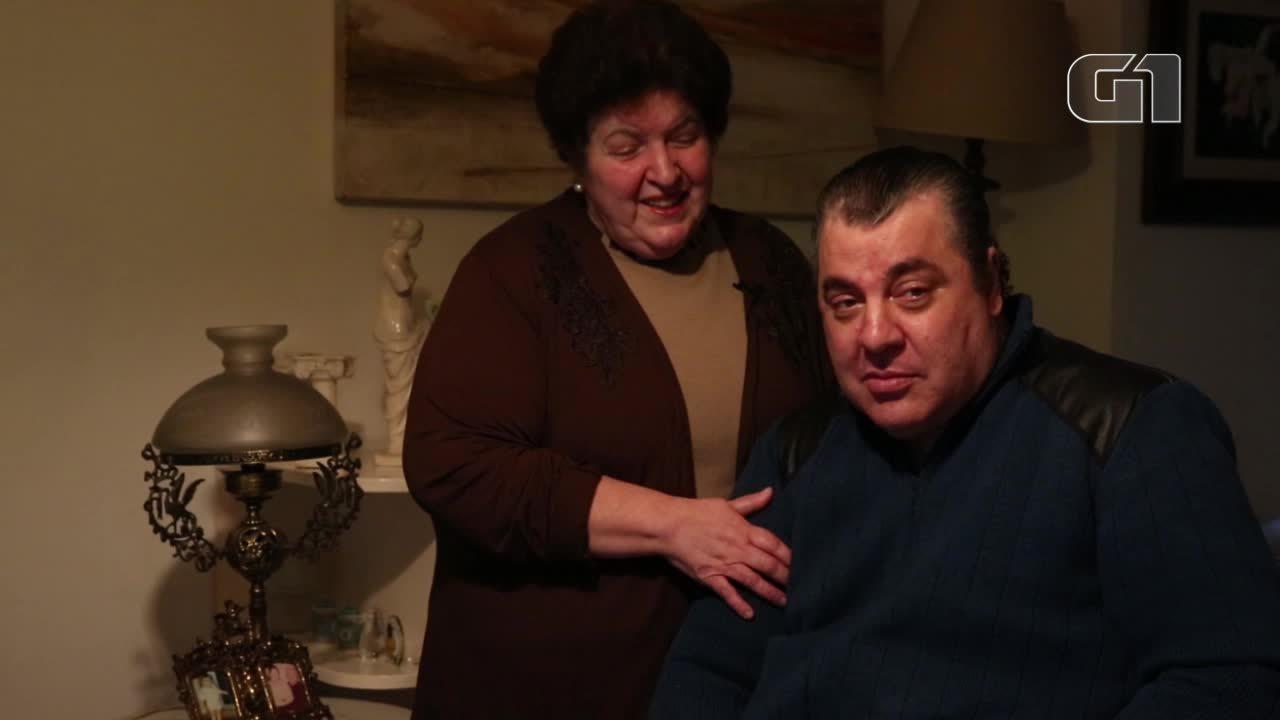 Resultado de imagem para 20 anos do caso Gerson Brenner: ex-mulher e filha falam do acidente