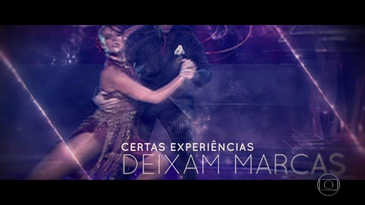 Faustão apresenta vídeo especial sobre a 'Dança dos Famosos'