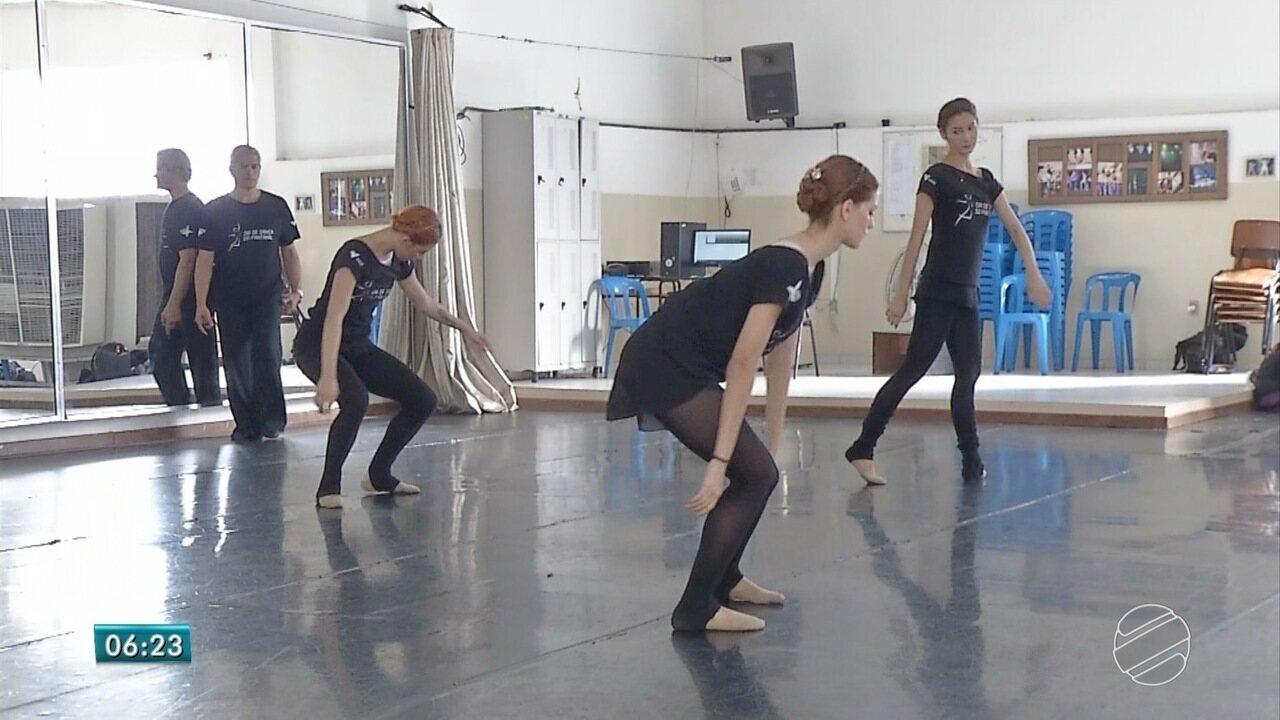 Companhia de dança de Corumbá vai se apresentar na Europa