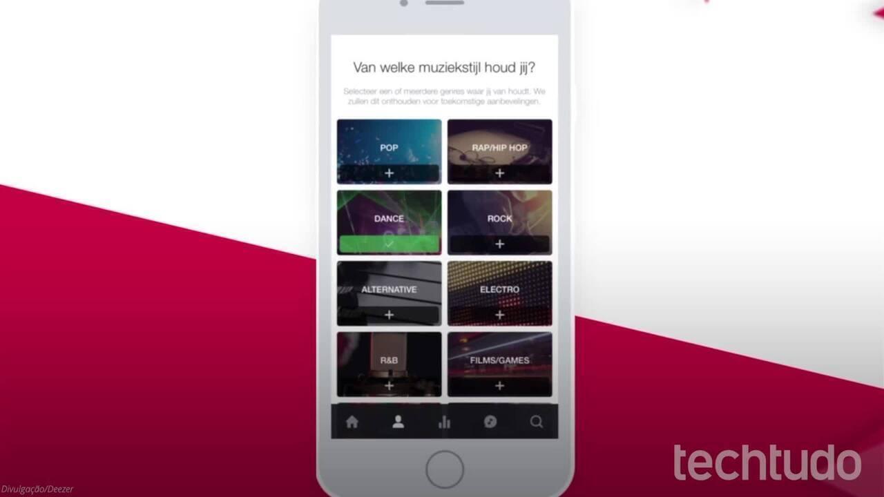 Deezer: veja funções curiosas do app de música