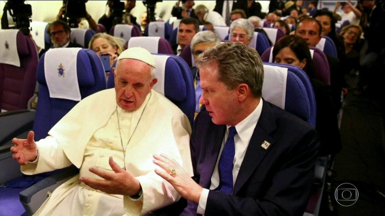 Vaticano expressa vergonha e tristeza sobre denúncias de assédio contra crianças nos EUA