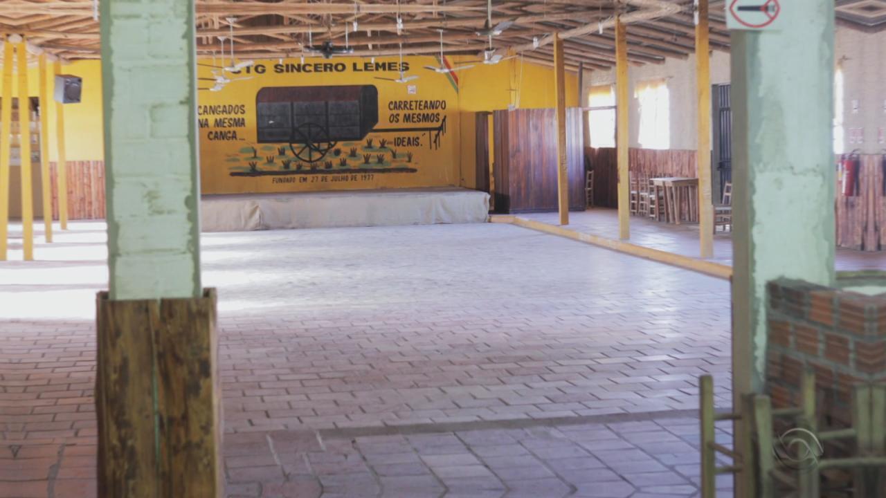 Conheça o CTG 'Sincero Lemes' de Vila Nova do Sul