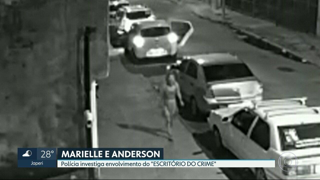 Marielle Franco e Andreson Gomes podem ter sido mortos pelo Escritório do Crime