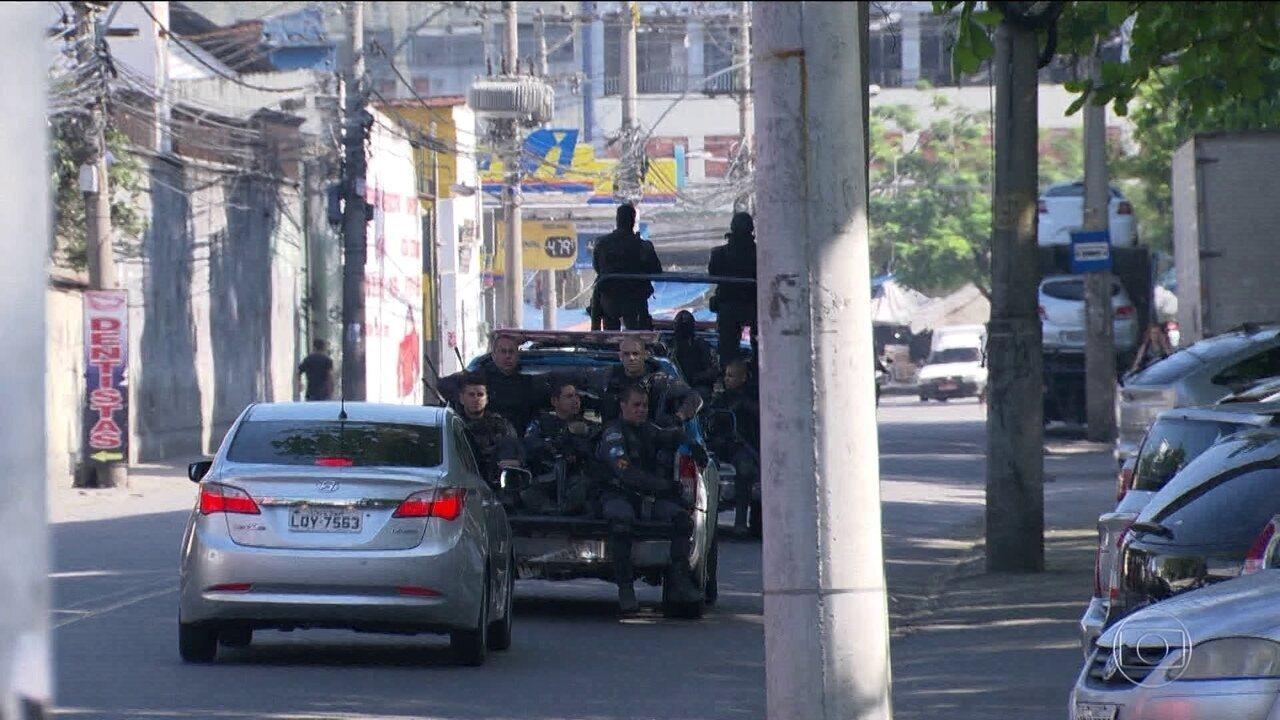 Operação das Forças Armadas no Rio tem dois militares mortos