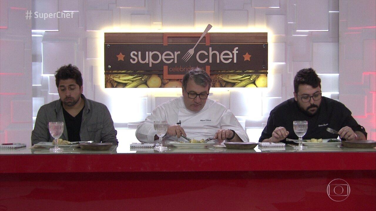 Confira as notas da Prova de Imunidade do 'Super Chef'