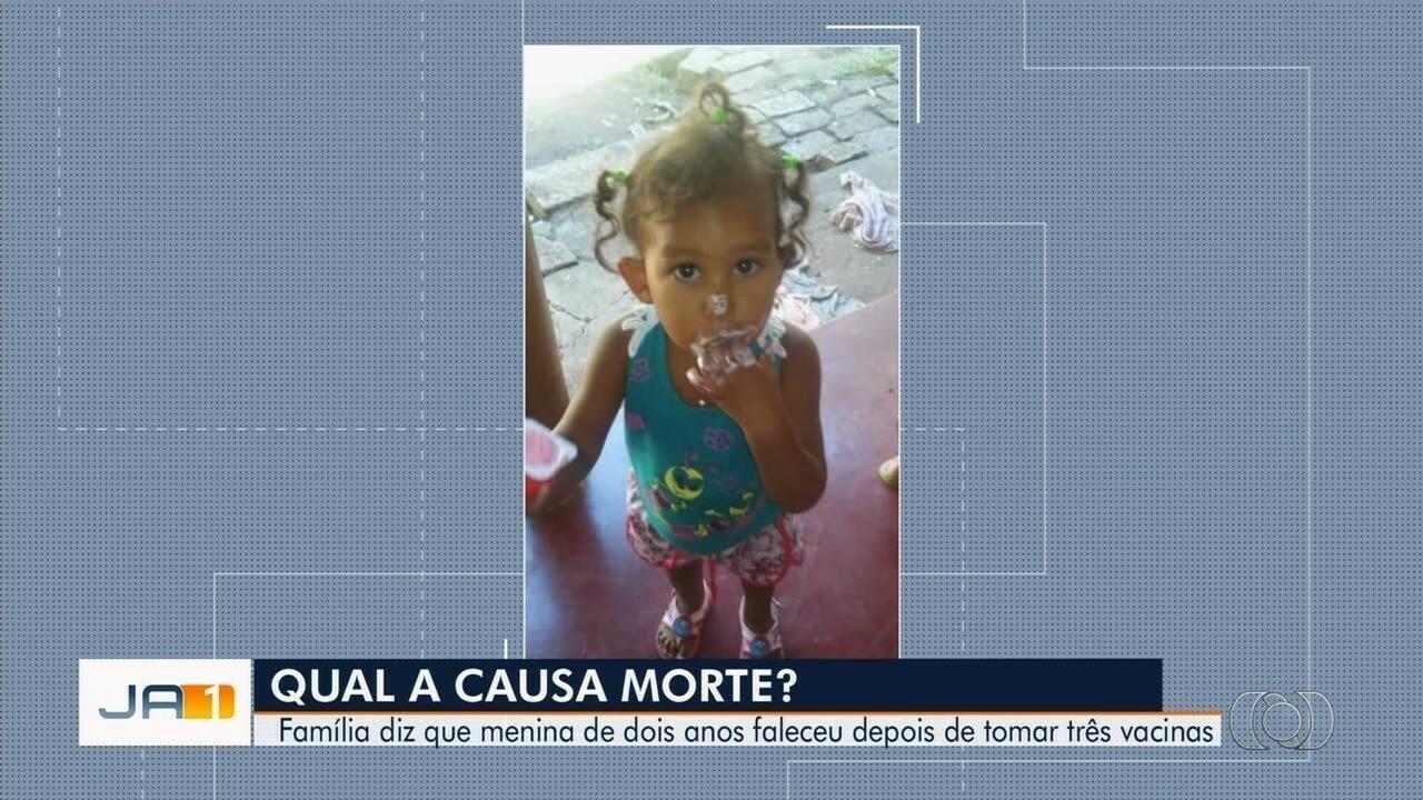 Mãe denuncia que filha de 2 anos passou mal e morreu após tomar 3 ... 4c295c72bb156