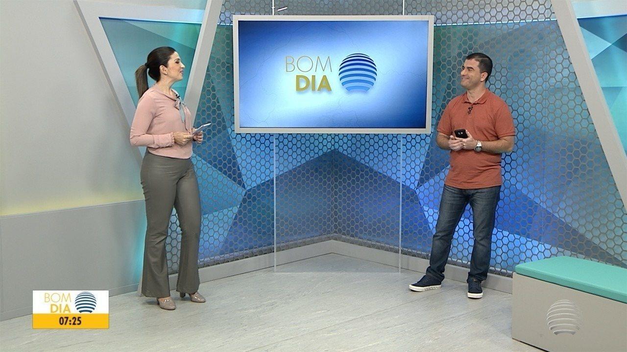 Assista à reportagem com Denis Castilho, exibida pelo Bom Dia Fronteira desta segunda-feira (27)