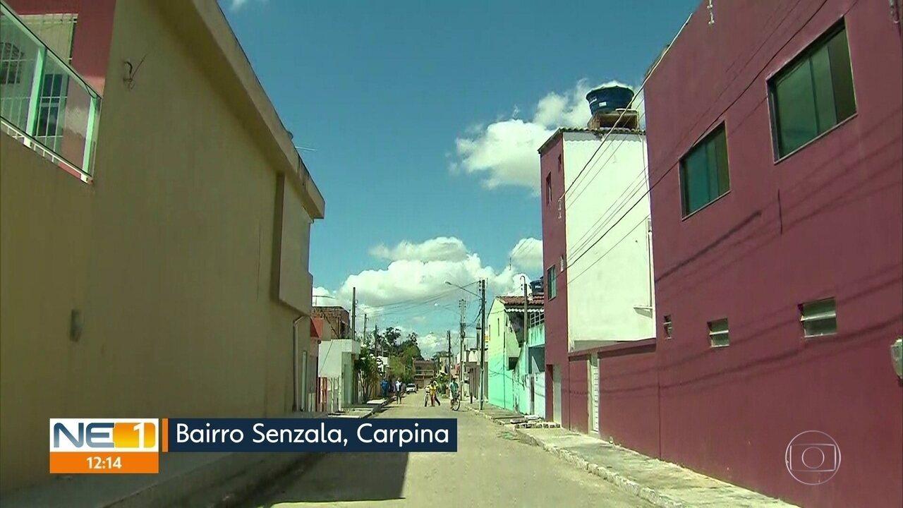 Moradores denunciam aumento de violência em Carpina