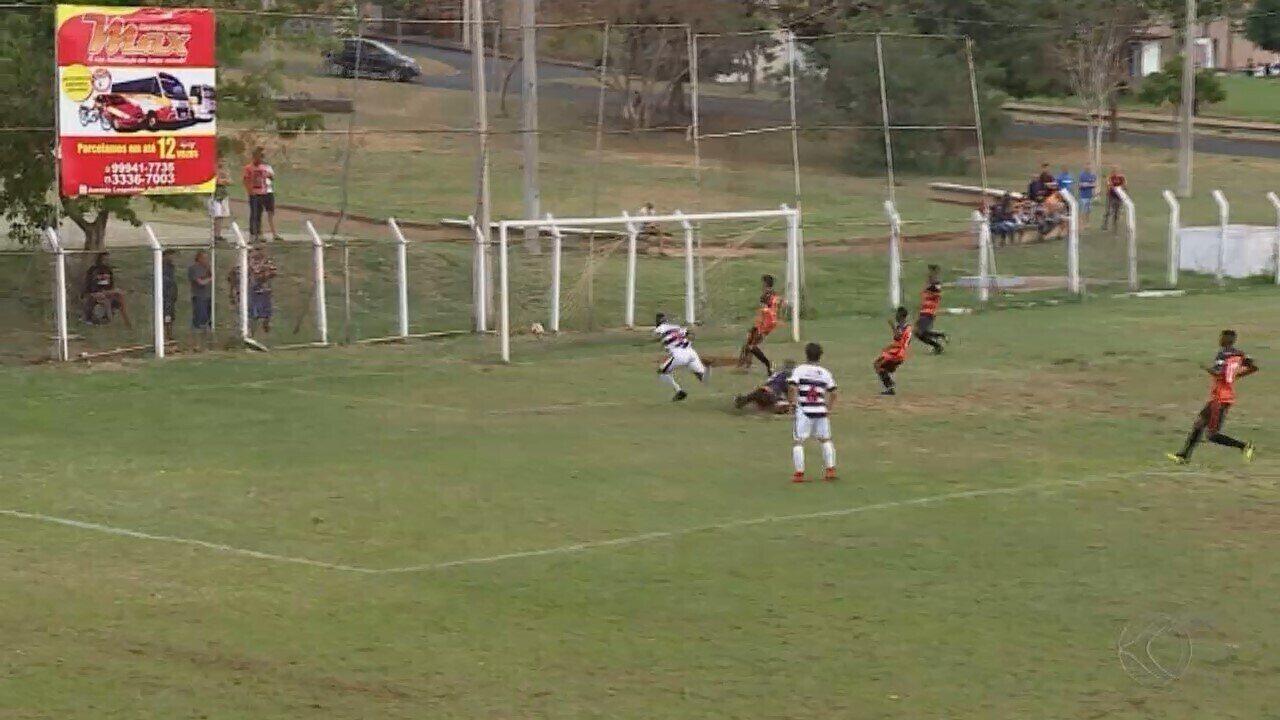Nacional e Vila Nova vencem a primeira pela Copa Regional sub-20