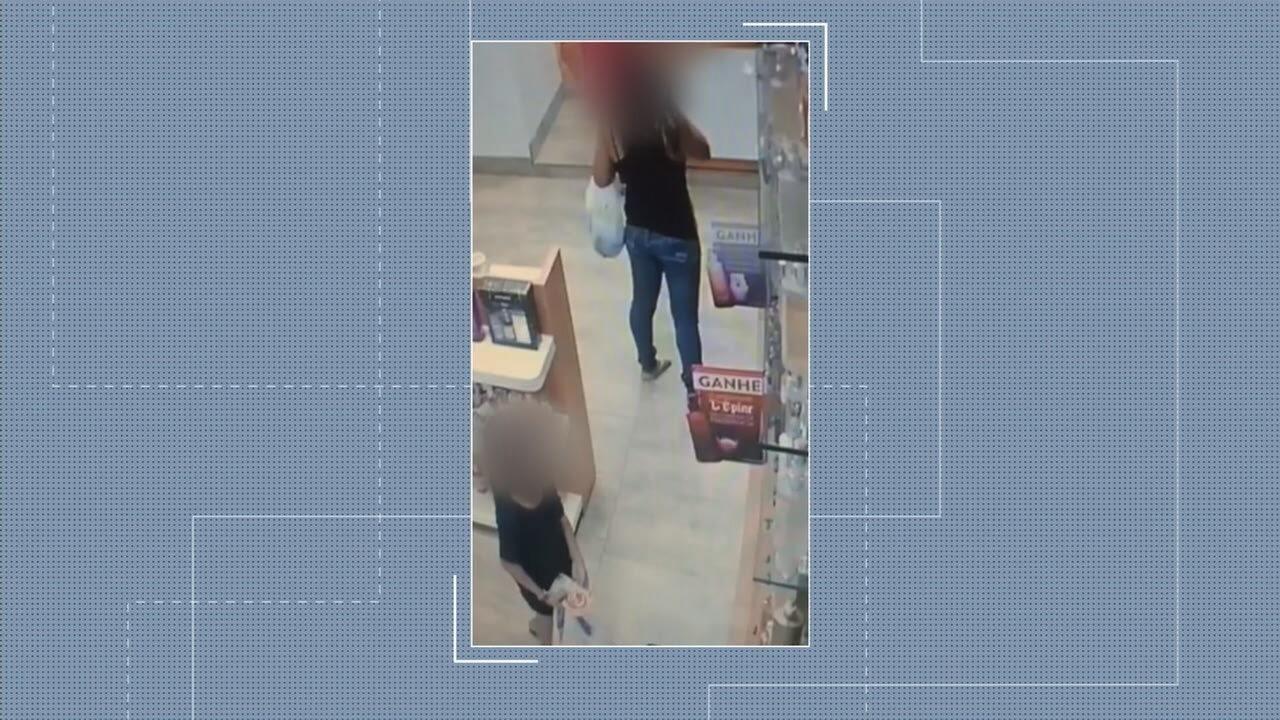 Polícia investiga mãe suspeita de usar filha para furtar lojas 0fd3a28eebd99
