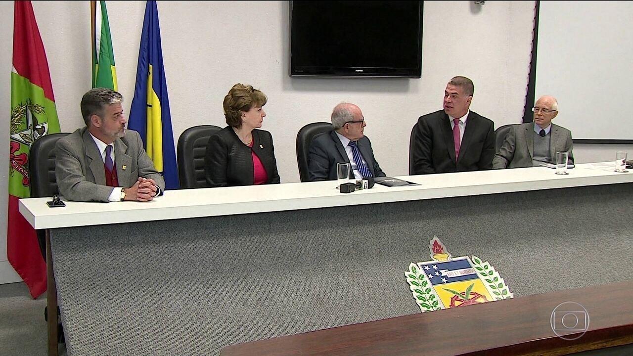 OAB critica denúncia do MPF contra reitor e chefe de gabinete da reitoria da UFSC
