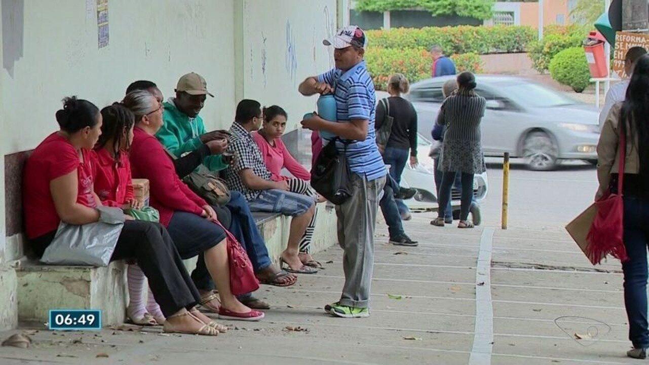 Pacientes param tratamento por falta de psiquiatra em Cachoeiro, ES