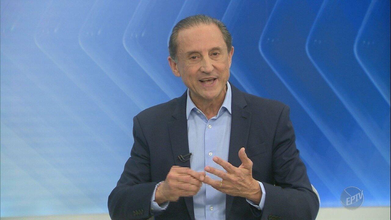 'Eleições 2018': EPTV 1 entrevista Paulo Skaf, candidato ao governo paulista pelo MDB