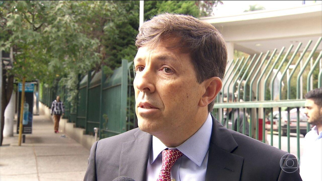 João Amoêdo participa de sabatina no jornal O Estado de S. Paulo