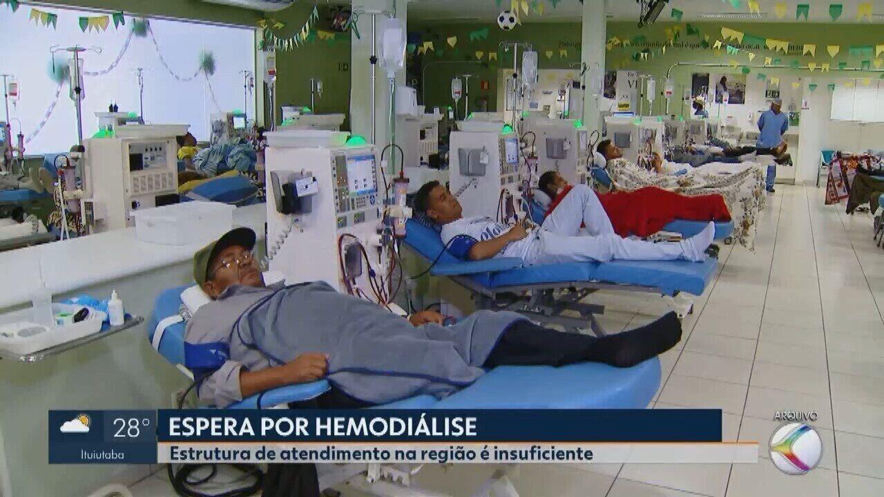Fila para hemodiálise continua preocupando pacientes de Uberlândia