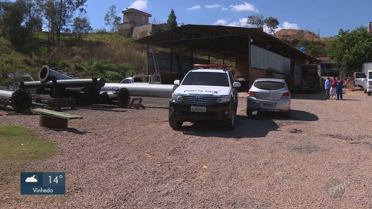 Guarda prende quadrilha com cargas roubadas de carne e remédios veterinários em Vinhedo