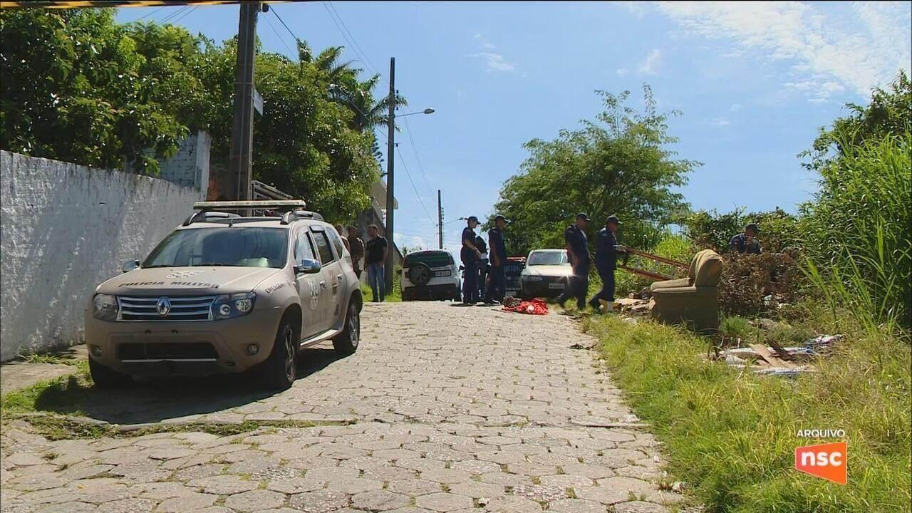 Polícia Civil indicia 10 pessoas por triplo homicídio em Florianópolis