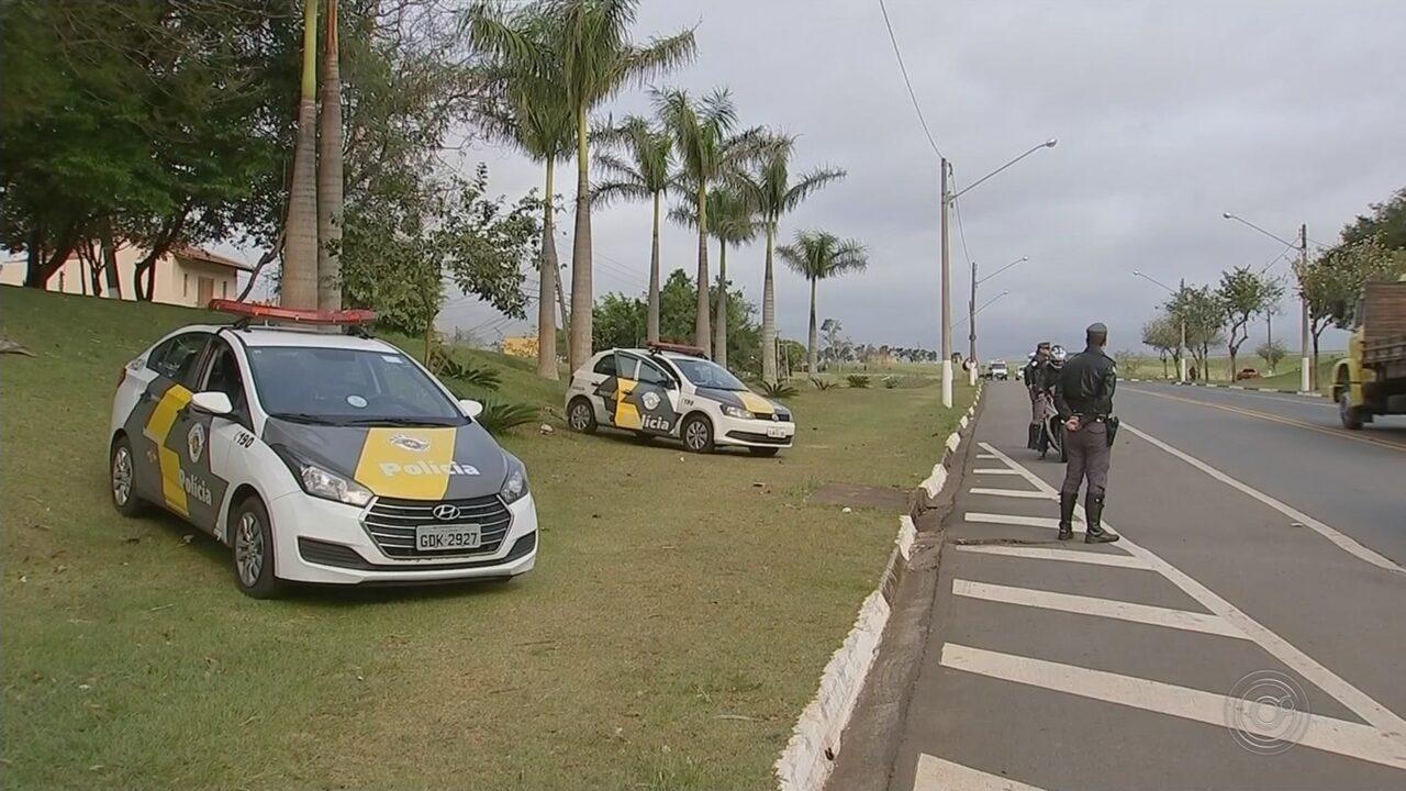 Metade dos acidentes com moto na região de Itapetininga acontece em rodovias